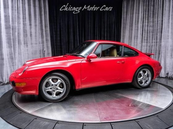 1996 Porsche 911 Carrera:24 car images available