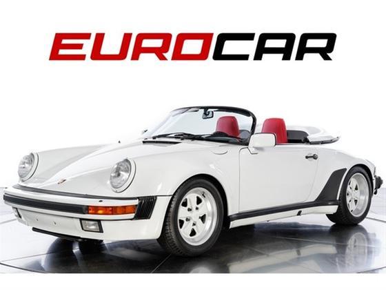 1989 Porsche 911 Carrera:24 car images available