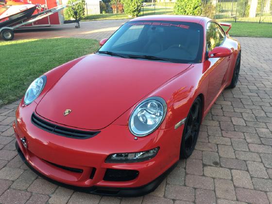 2005 Porsche 911 Carrera : Car has generic photo