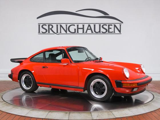 1988 Porsche 911 Carrera:24 car images available