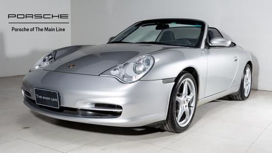 2002 Porsche 911 Carrera:22 car images available