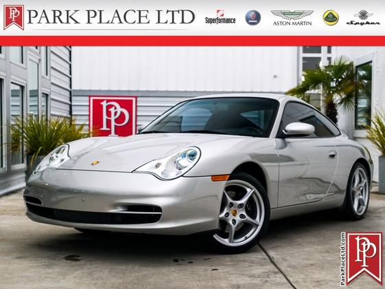 2003 Porsche 911 Carrera:24 car images available