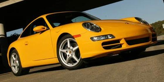 2007 Porsche 911 Carrera : Car has generic photo