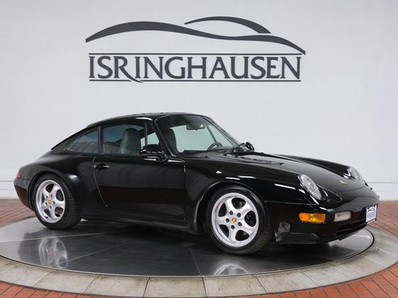 1997 Porsche 911 Carrera:24 car images available