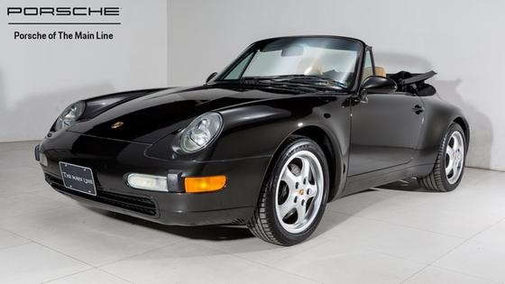 1996 Porsche 911 Carrera:22 car images available