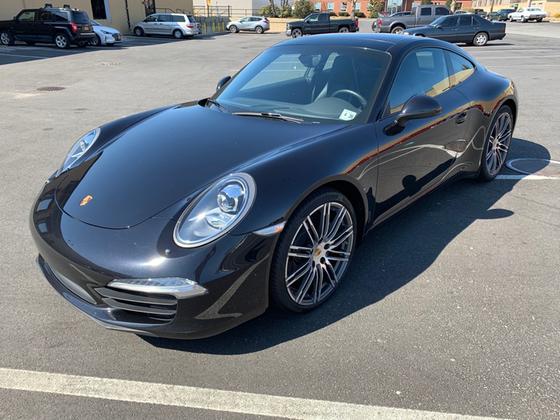 2015 Porsche 911 Carrera:2 car images available