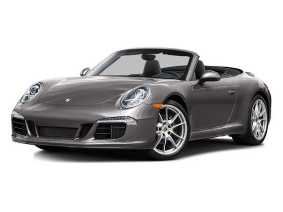 2015 Porsche 911 Carrera : Car has generic photo