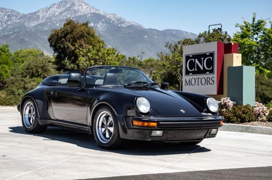 1989 Porsche 911 Carrera:24 car images available