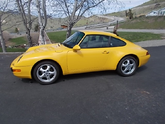 1995 Porsche 911 Carrera:23 car images available
