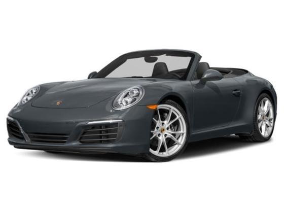 2017 Porsche 911 Carrera : Car has generic photo