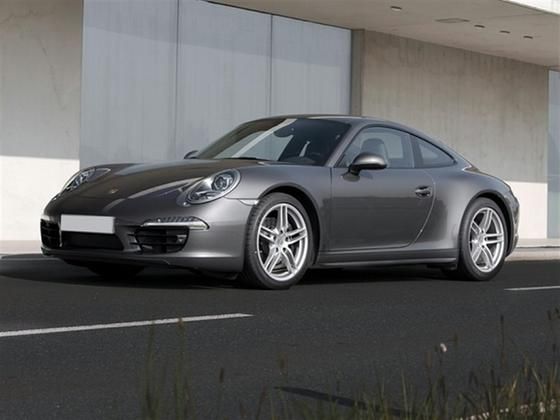 2015 Porsche 911 Carrera : Car has generic photo