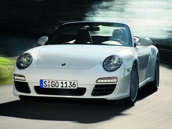 2011 Porsche 911 Carrera : Car has generic photo
