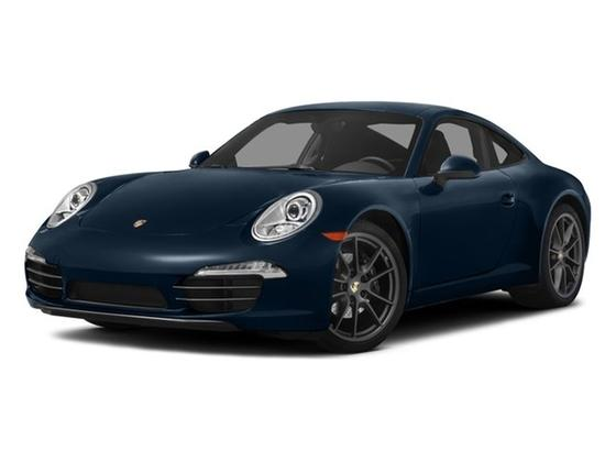 2016 Porsche 911 Carrera : Car has generic photo