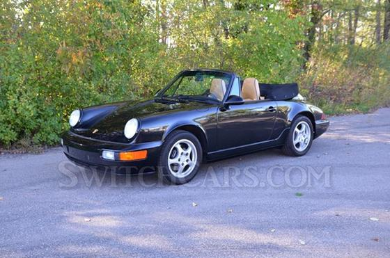 1990 Porsche 911 Carrera:24 car images available