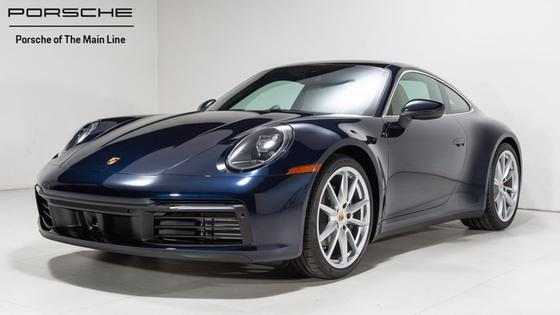 2020 Porsche 911 Carrera:24 car images available