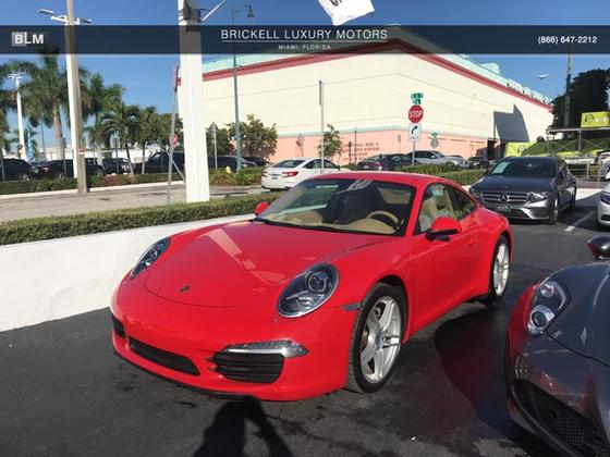2013 Porsche 911 Carrera:8 car images available