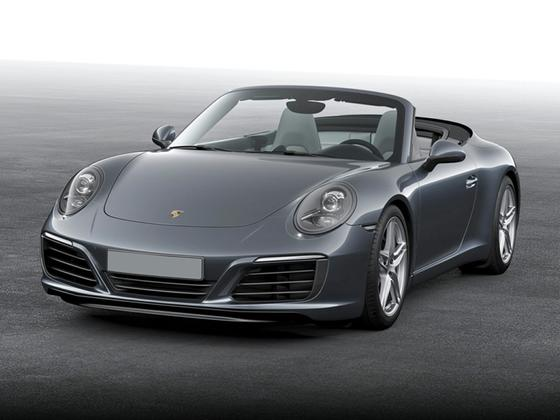 2017 Porsche 911 Carrera : Car has generic photo