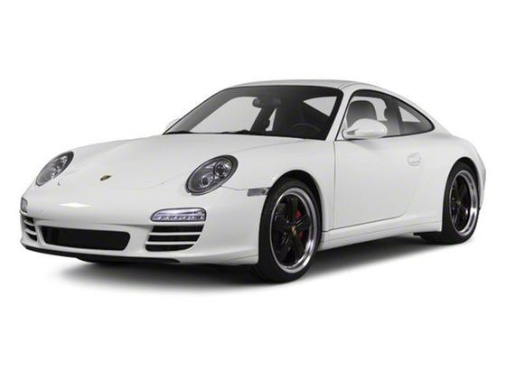 2010 Porsche 911 Carrera : Car has generic photo