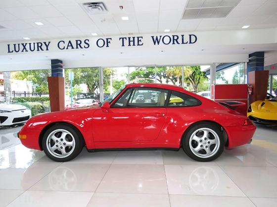 1996 Porsche 911 Carrera:24 car images available