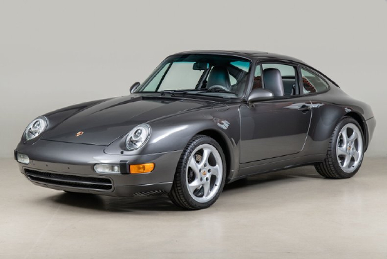 1995 Porsche 911 Carrera:12 car images available