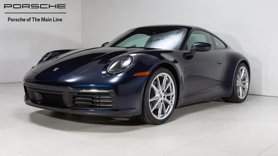 2020 Porsche 911 Carrera:22 car images available