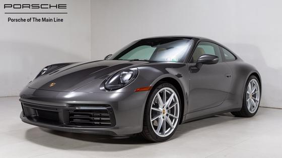 2020 Porsche 911 Carrera:23 car images available