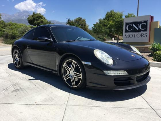 2007 Porsche 911 Carrera:16 car images available