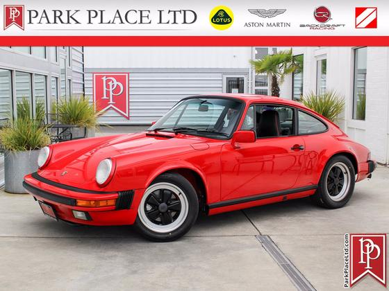 1988 Porsche 911 Carrera:24 car images available