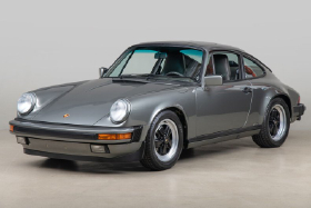 1987 Porsche 911 Carrera:9 car images available
