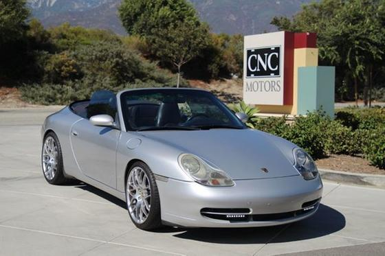 1999 Porsche 911 Carrera:24 car images available