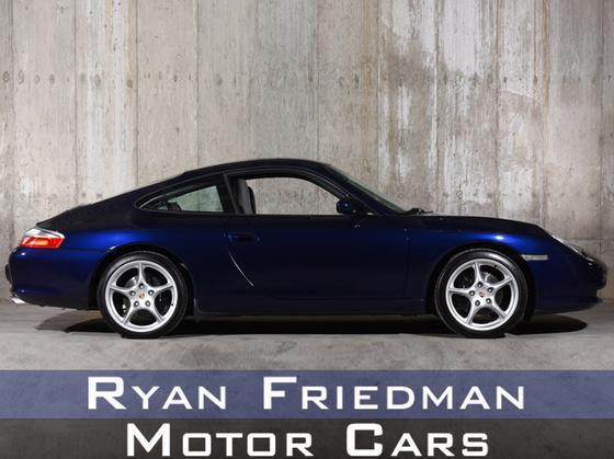 2002 Porsche 911 Carrera:24 car images available
