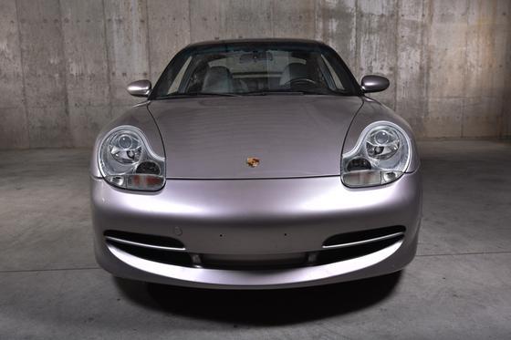 2001 Porsche 911 Carrera