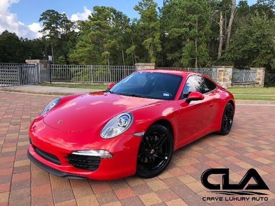 2013 Porsche 911 Carrera:24 car images available
