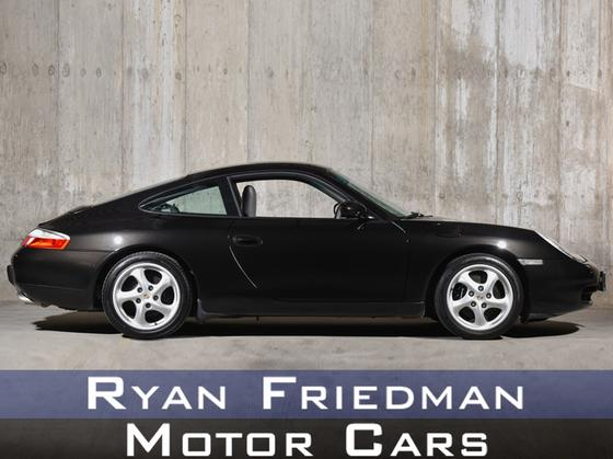 2001 Porsche 911 Carrera:24 car images available