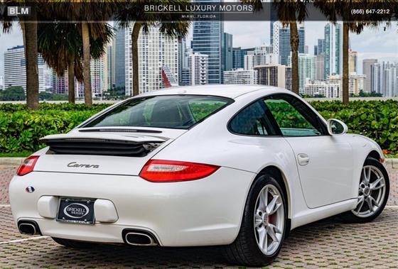2009 Porsche 911 Carrera