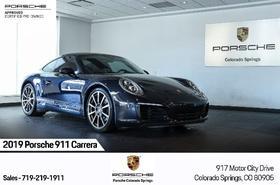 2019 Porsche 911 Carrera:24 car images available