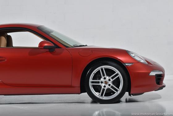 2013 Porsche 911 Carrera