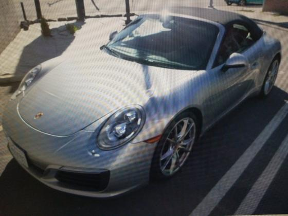 2017 Porsche 911 Carrera:3 car images available