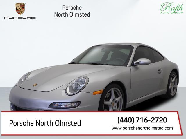 2005 Porsche 911 Carrera:24 car images available