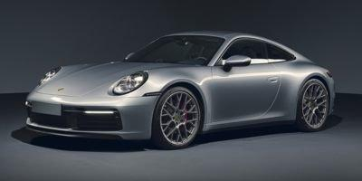 2021 Porsche 911 Carrera : Car has generic photo