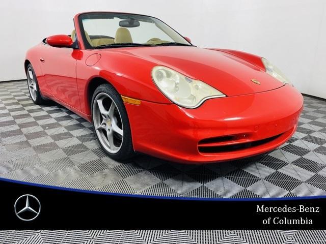 2004 Porsche 911 Carrera:24 car images available