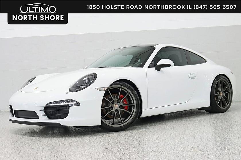 2014 Porsche 911 Carrera:24 car images available