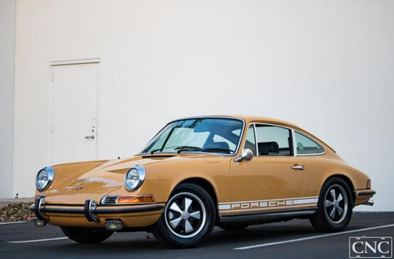 1969 Porsche 911 E:24 car images available