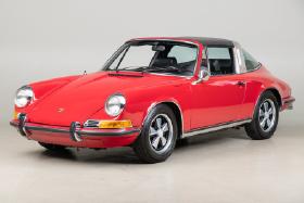 1969 Porsche 911 E:12 car images available