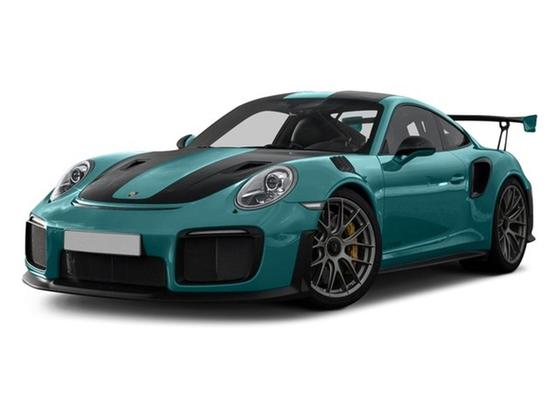 2018 Porsche 911 GT2 RS : Car has generic photo