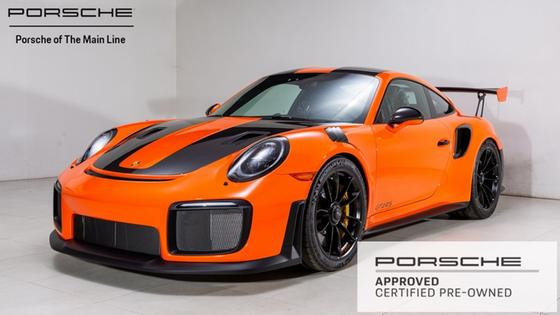 2018 Porsche 911 GT2 RS:21 car images available