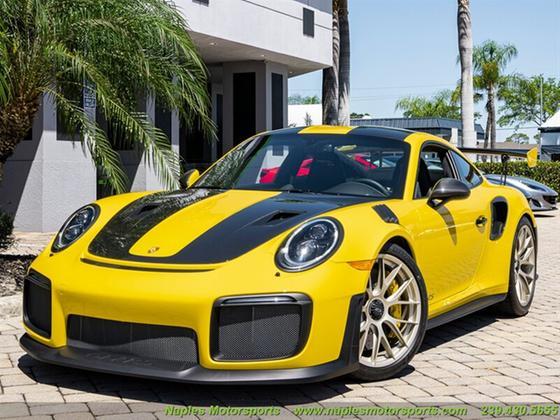 2018 Porsche 911 GT2 RS For Sale in Naples, FL   Exotic Car List