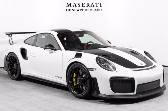 2018 Porsche 911 GT2 RS:24 car images available