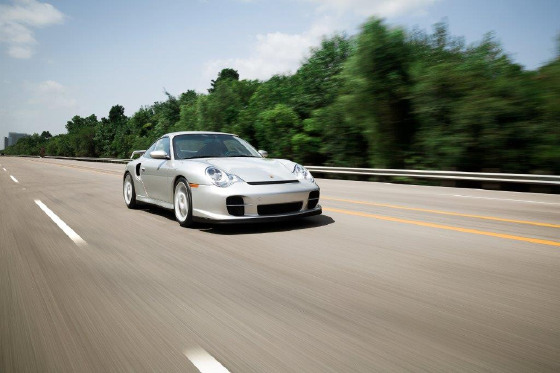 2002 Porsche 911 GT2:10 car images available