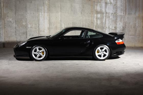 2002 Porsche 911 GT2